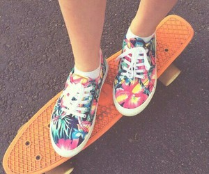 shoes, summer, and vans image