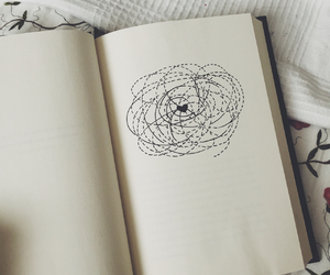 book, tumblr book, and myheartandotherblackholes image