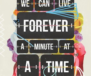 quotes, forever, and live image