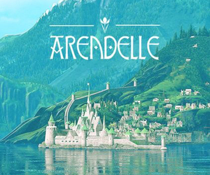 frozen, arendelle, and disney image