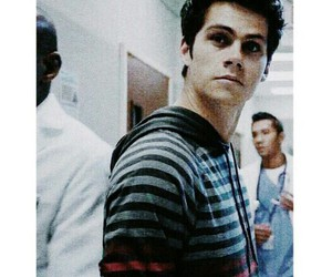 void, teen wolf, and stiles image