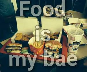 bae and food image