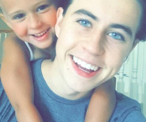 nash grier, nash, and sky image