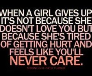 girl, cool, and quote image