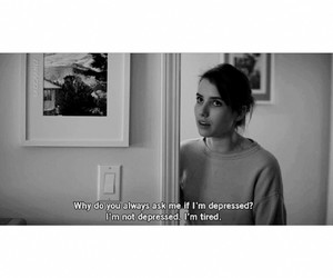 emma roberts, frase, and quote image