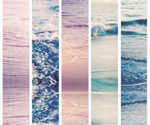 colours, wow, and sea image