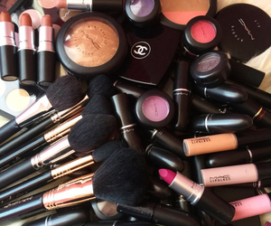 cosmetics, lipstick, and mac image