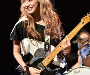 guitar, scandal, and vocals image