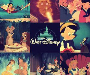 disney, walt disney, and cartoon image
