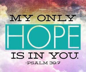 god, faith, and hope image