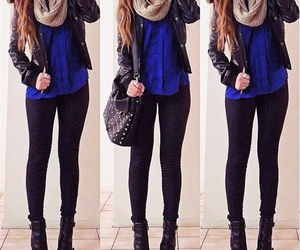 fall fashion, fashionable, and outfits image