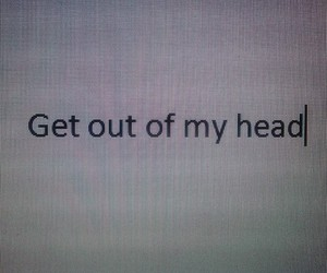 get out of my head image