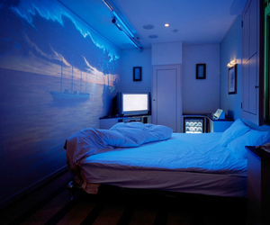 interior design, projection, and projector image