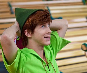 Hot, peter pan, and spieling peter image