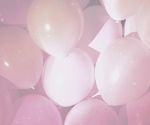 balloons, pretty, and ariana grande image