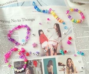beads, me and you, and beaded accessories image