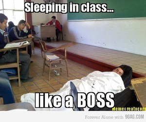 funny, like a boss, and class image