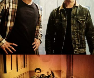 dylan, scott, and o'brien image