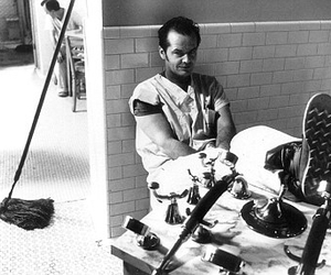 jack nicholson, one flew over, and the cuckoo's nest image