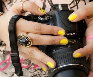 camera, nail polish, and quality image