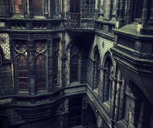 architecture, goth, and dark image