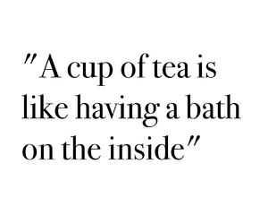 tea, quote, and text image