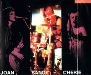 Cherie Currie, the runaways, and joan jett image