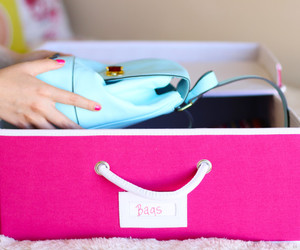 bedroom, blogger, and pink image