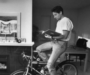 david duchovny, grunge, and Hot image