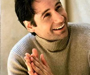 david duchovny and Hot image