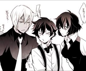 anime and kekkai sensen image