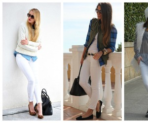 blanco, nice, and outfit image