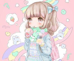 kawaii, anime, and cute image