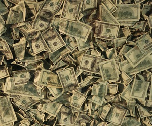 money, dollar, and wallpaper image