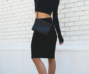 Best, black, and fashion image