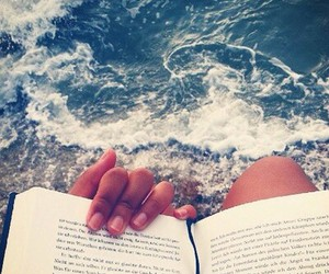 book and summer image