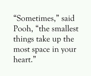 heart, pooh, and true image