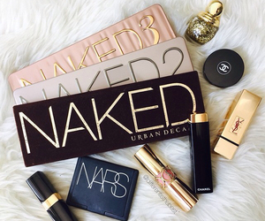 beauty, naked, and urban decay image