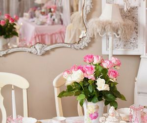 shabby chic, home, and lovely image