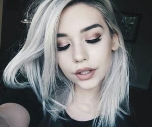 girl, hair, and amanda steele image