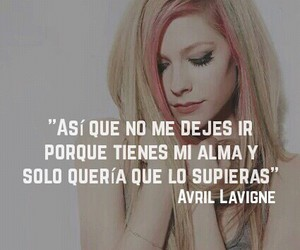 Avril Lavigne, babe, and bae image
