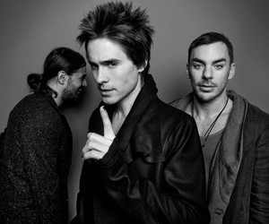 30stm, tomo milicevic, and jared leto image