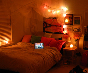 bedroom, cute, and fashion image