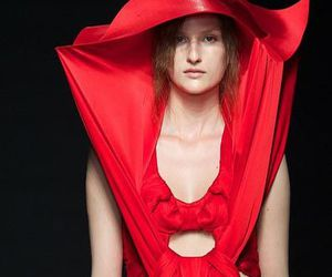 avant garde, fashion, and design image