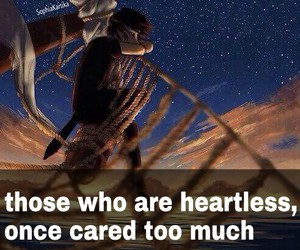 heartless, quote, and percy jackson image