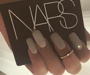 nails, nars, and makeup image
