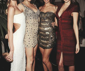Adriana Lima, miranda kerr, and Victoria's Secret image