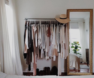 clothes, room decor, and floppy hats image