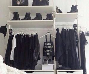 accessories, amazing, and black image