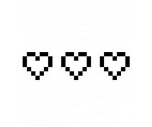 overlay, heart, and hearts image